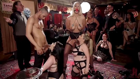 Aiden Starr Donny Sins London River Amilia Onyx