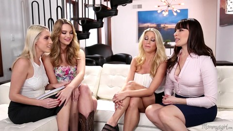Dana Dearmond Katie Morgan Cadence Lux Kenna James