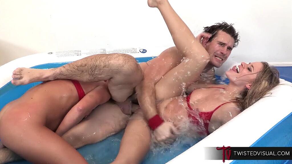 Carter Cruise Rough Sex